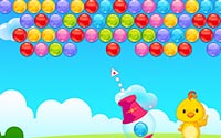 Bubble Shooter Happy
